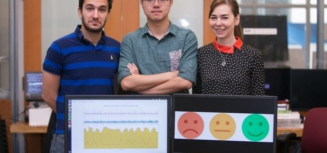 Emotion Recognition using Wireless Signals