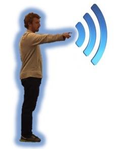 3D Tracking via Body Radio Reflections